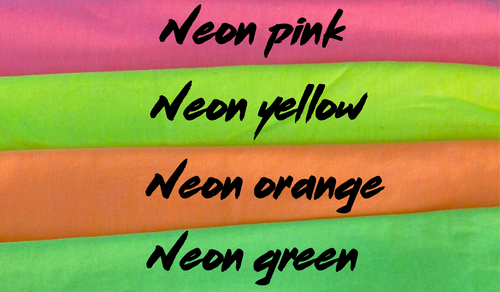 Neon Tee (You Choose Design)