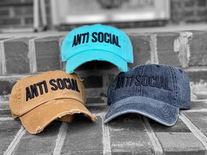 Adult Anti Social Hat