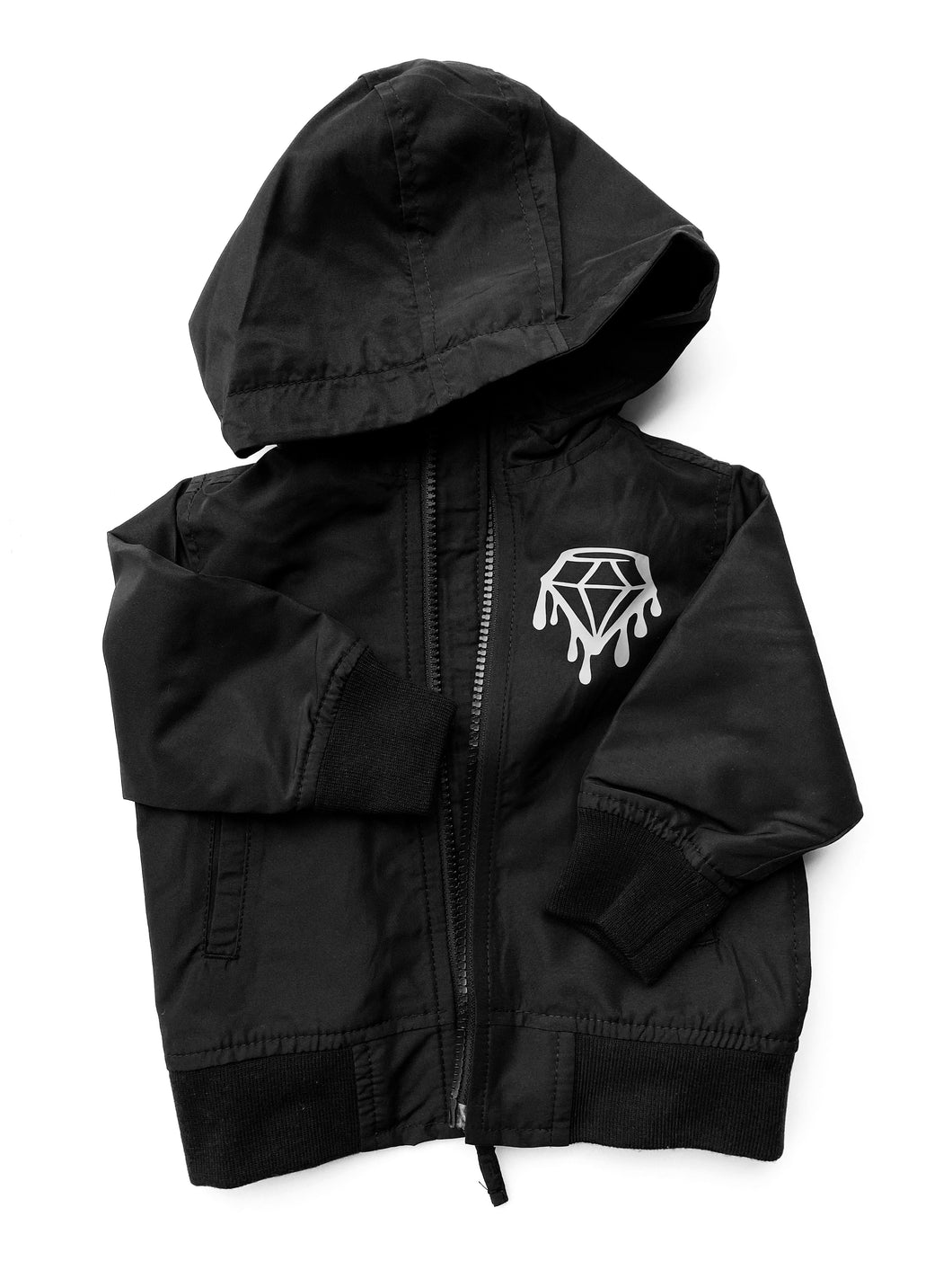 Kids Lined Windbreaker