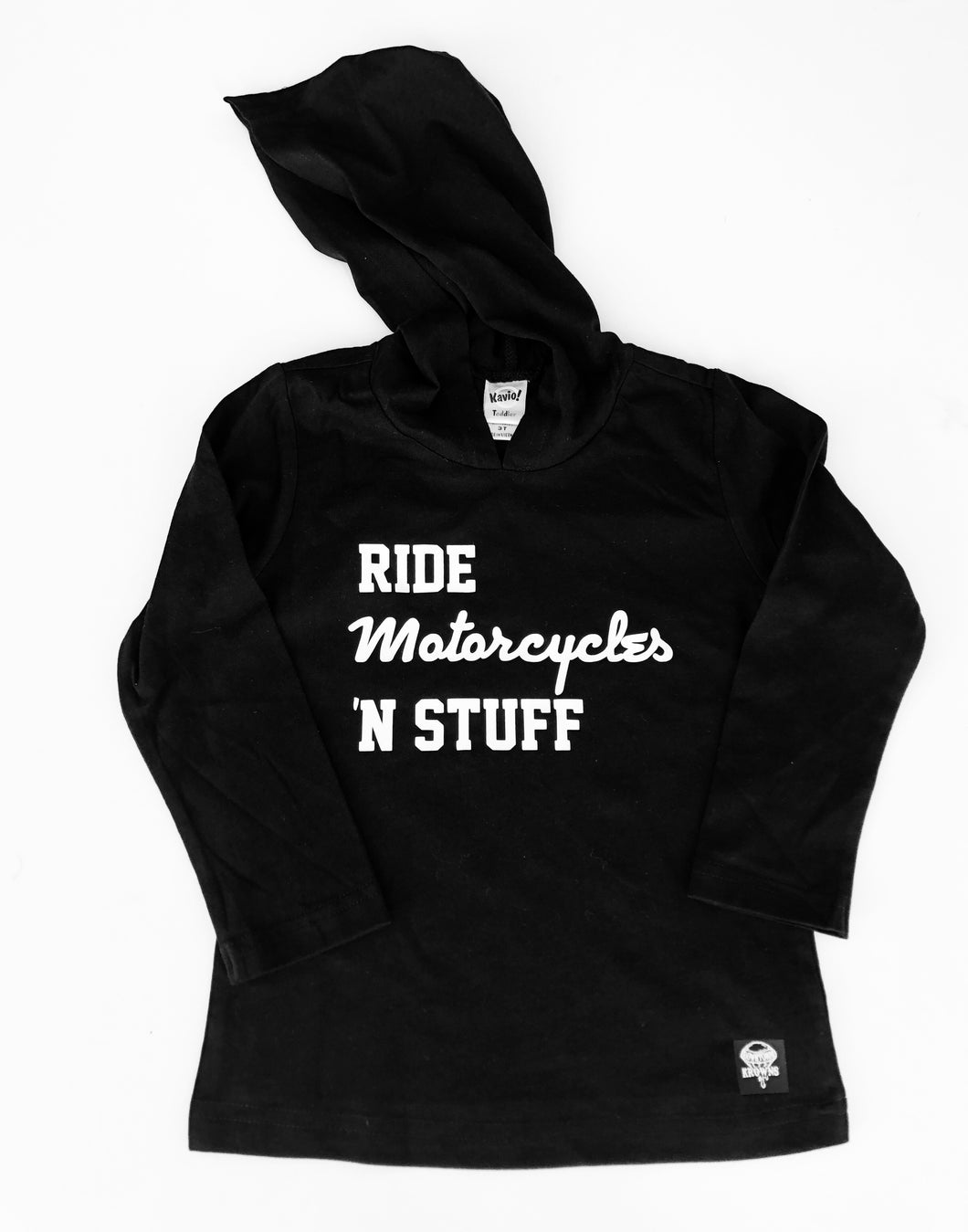 Ride Motorcycles & Stuff Tee