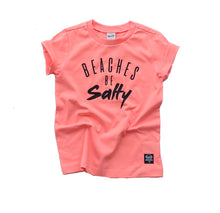 Beaches Be Salty Tee