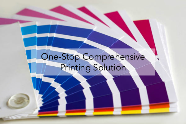 One stop comprehensive printing solution for corporate gifts