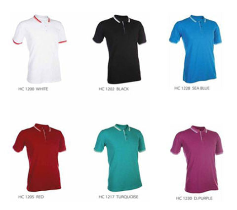 T-Shirts & Polo Tees