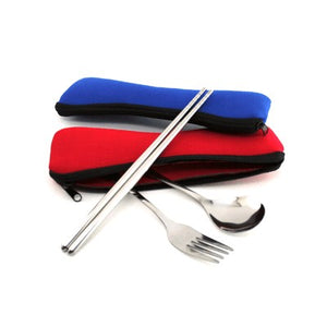 Cutlery Set In Pouch