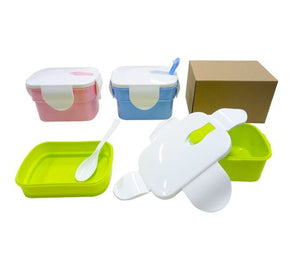 Lunch Boxes & Cutlery Sets
