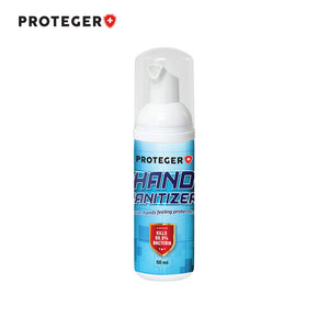 PROTEGER FOAM SANITIZER 50ML (NON-ALCOHOL)