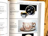 BOOK: Collectible Cups & Saucers Jim & Susan Harran 1997, Hard to Find