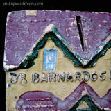 "1950's ""Dr. Barnardo's Homes"" Figural Bank or Money Box England UK"