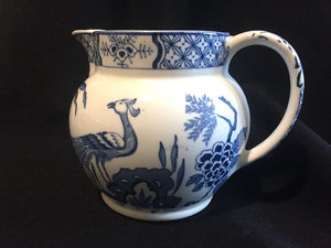 1930's Wood & Sons Yuan Chinoiserie Pitcher / Jug by Frederick Rhead