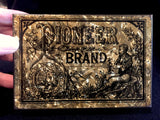 1890's Pioneer Advertising Tobacco Tin, Richmond Cavendish, Liverpool