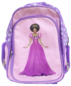 Black Princess Backpack