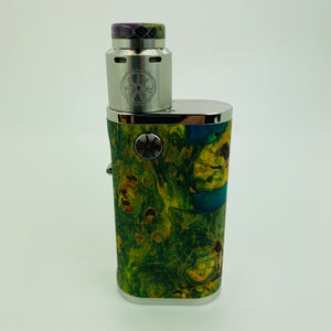 1 of 1 Pumper 18 Squonk Kit with .Blank RDA and Honeycomb Drip Tip #K2