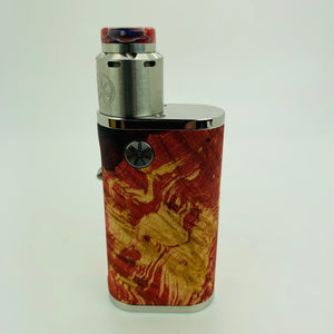 1 of 1 Pumper 18 Squonk Kit with .Blank RDA and Honeycomb Drip Tip #K4