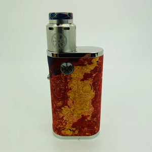 1 of 1 Pumper 18 Squonk Kit with .Blank RDA and Honeycomb Drip Tip #K5