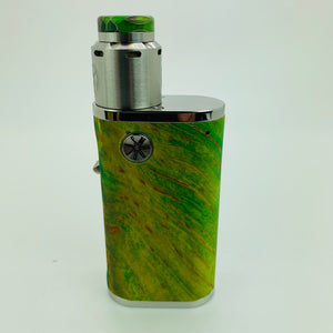 1 of 1 Pumper 18 Squonk Kit with .Blank RDA and Honeycomb Drip Tip #K10