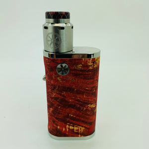 1 of 1 Pumper 18 Squonk Kit with .Blank RDA and Honeycomb Drip Tip #K14
