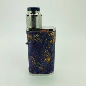 1 of 1 Pumper 18 Squonk Kit with .Blank RDA and Honeycomb Drip Tip #K58