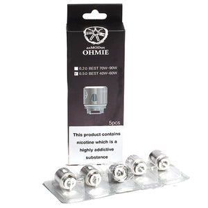 asMODus Ohmie Replacement Coil (Pack of 5)