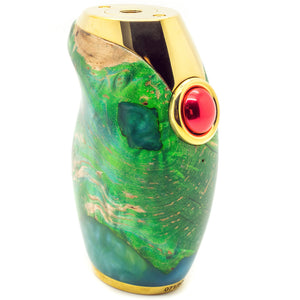 asMODus Ohmsmium II Stabilized Wood Box Mod