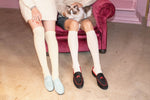 Angora Standard Knee-High Socks