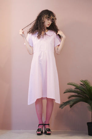 Crawford Gingham Check Pink