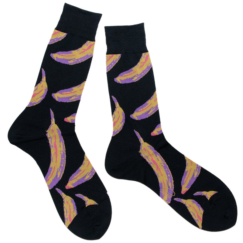 Bananas Mens Socks