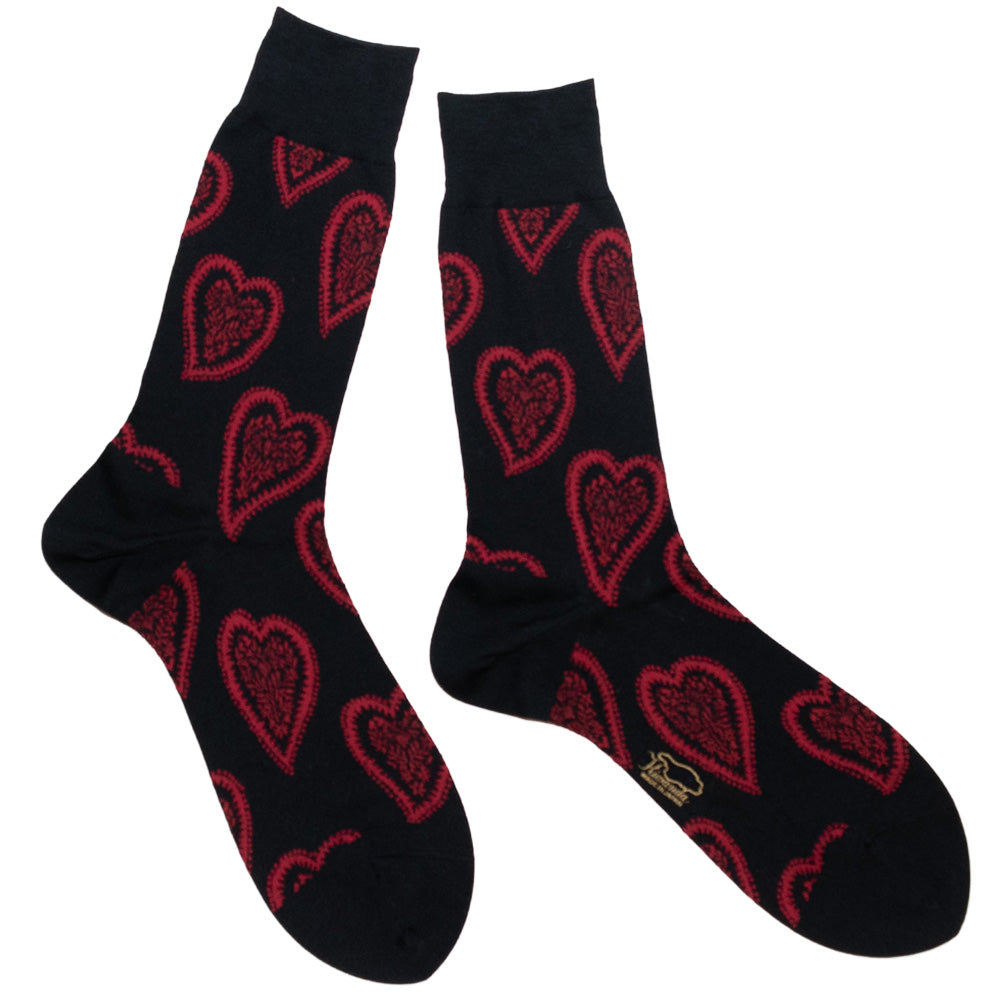 Western Loves Mens Socks