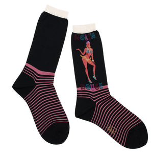 Moulin Rouge Socks