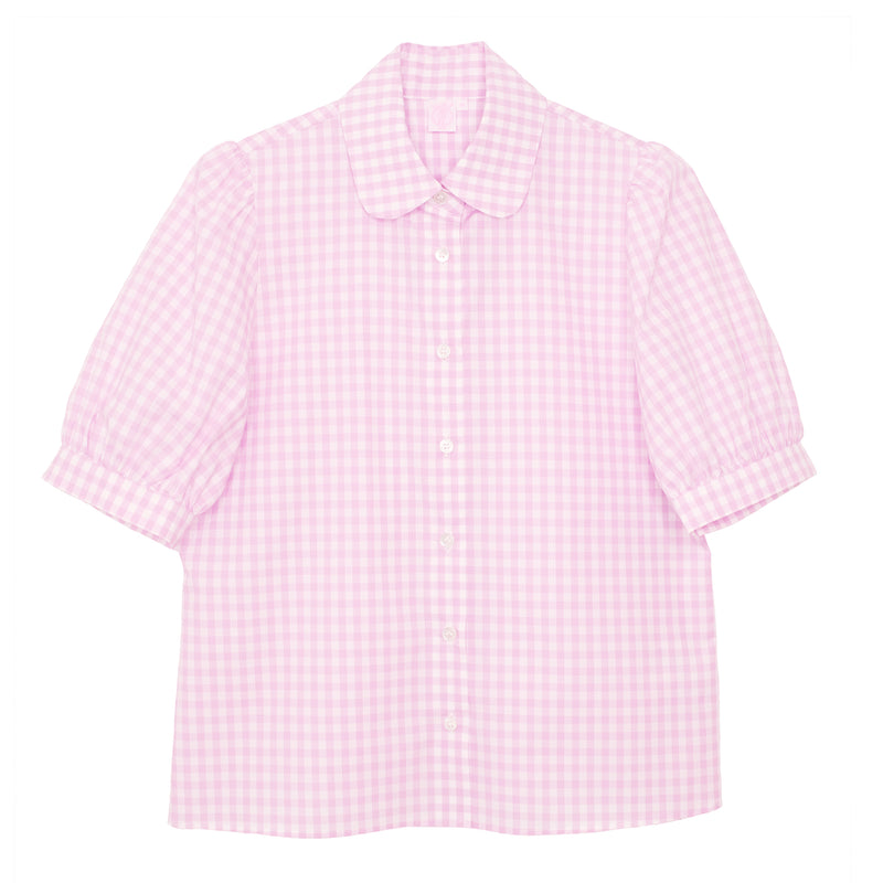 Lucie Gingham Check Pink