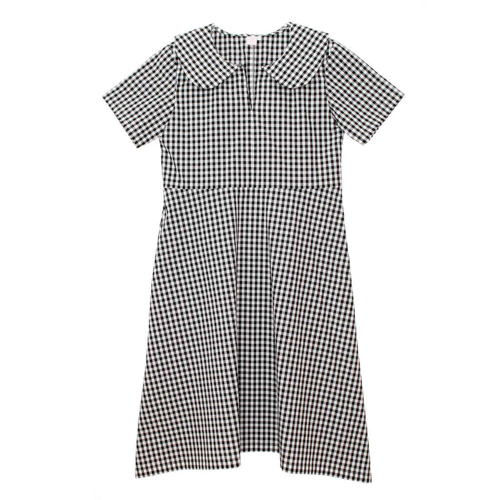 Crawford Gingham Check Black
