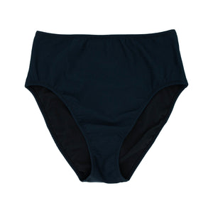Kitty Swimsuit Bottom Charcoal