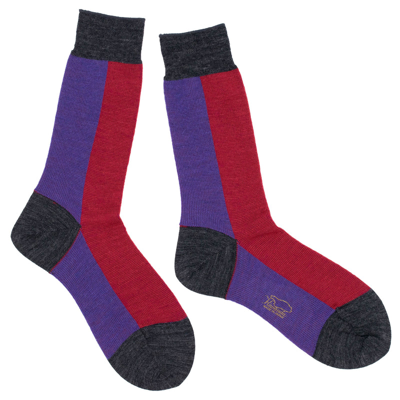 Half Mens Socks