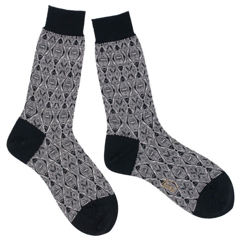Antique Mens Socks