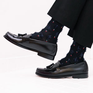 Paradise Bird  Genderless Socks