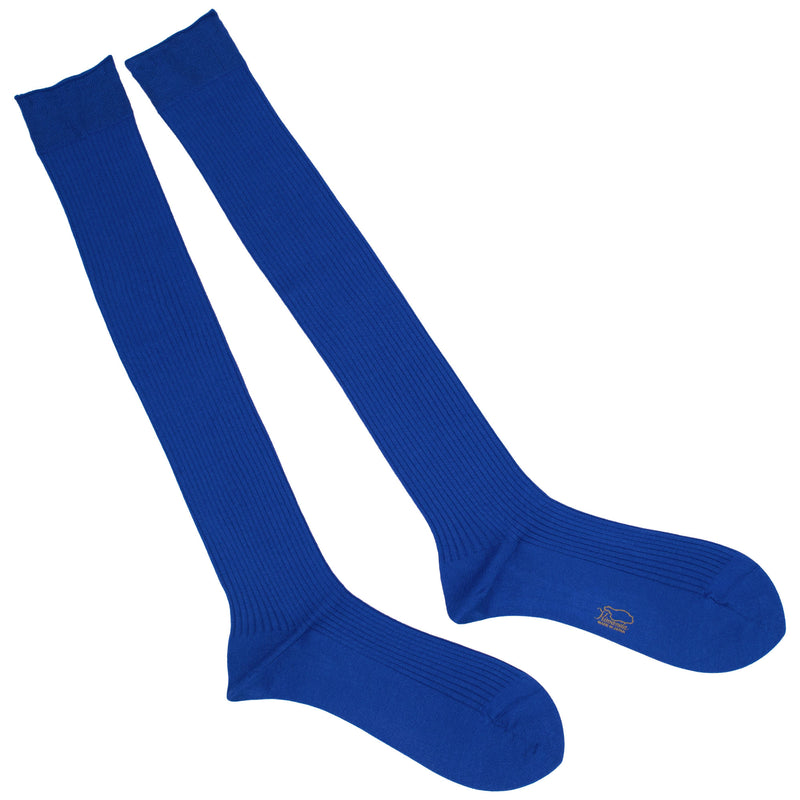 Standard Rib High Mens Socks