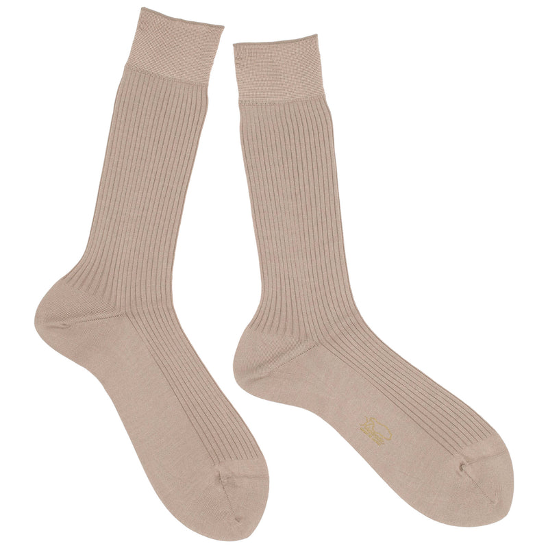 Standard Rib Mens Socks