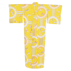 KIKIYUKATA Butterfly canary Yellow
