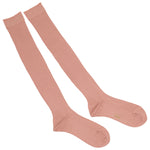 Standard Rib Knee-High Socks