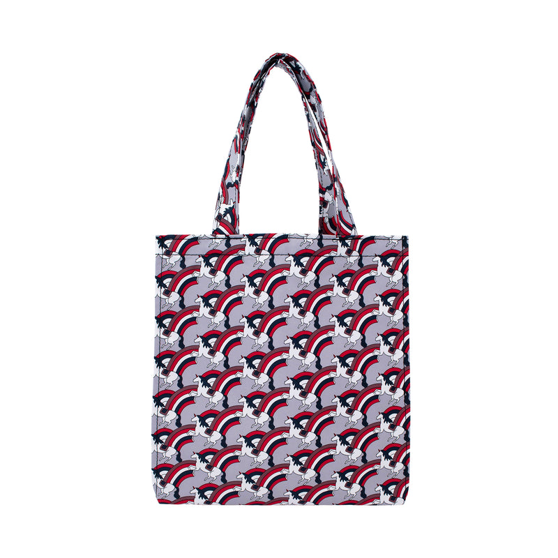 Fantastic Rain Tote Bag S Gray