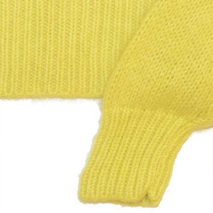Dominique Angora Canary Yellow-WEAR-kiwandakiwanda-kiwandakiwanda