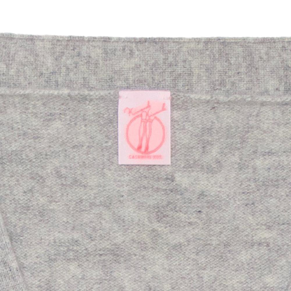 Eleanor Cashmere Light Gray-WEAR-kiwandakiwanda-kiwandakiwanda