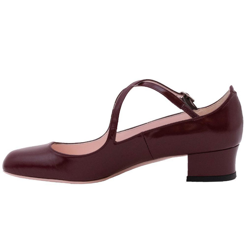 Ririco Love Shoes Bordeaux-SHOES-kiwandakiwanda-kiwandakiwanda