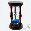kinzjewels - Personalized Wooden Hourglass Sand Watch Gage