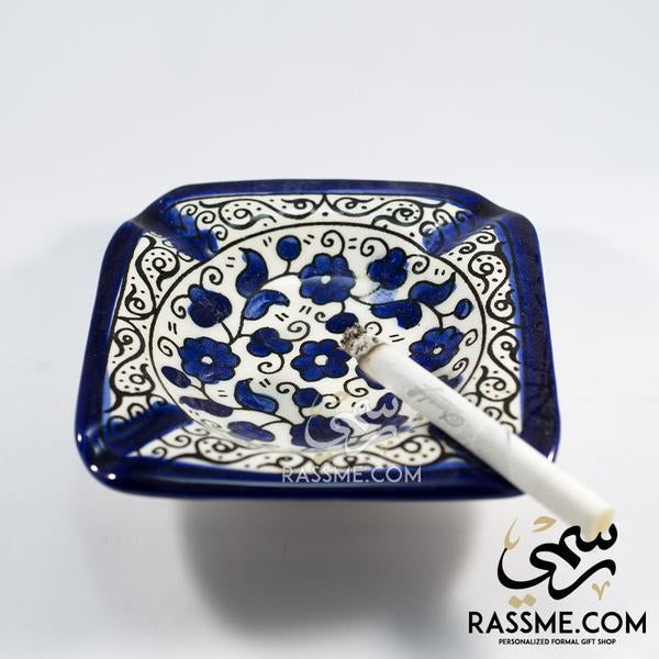 kinzjewels - Rassme - Handmade Ceramic Ashtray