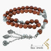kinzjewels - Kinz Prayer Beads Goldstone