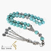 kinzjewels - Kinz Prayer Beads Afghan Turquoise