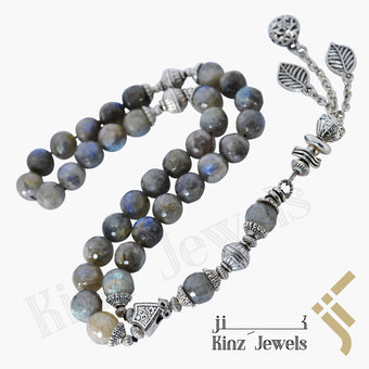 kinzjewels - Kinz Prayer Beads Labradorite
