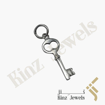 kinzjewels - Sterling Silver Small Key