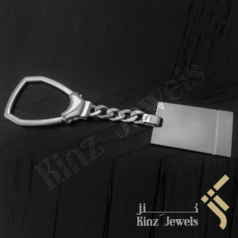 kinzjewels - Personalized Italian Premium Silver Basic One Line