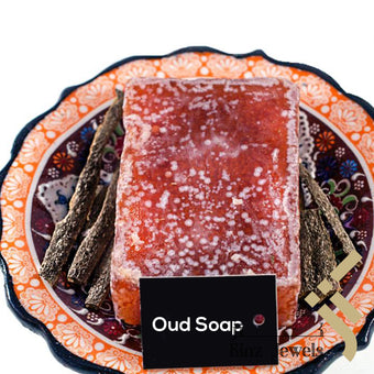 kinzjewels - Oud Soap Bar With Dead Sea Minerals